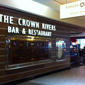 Crown Rivers, Heathrow Airport