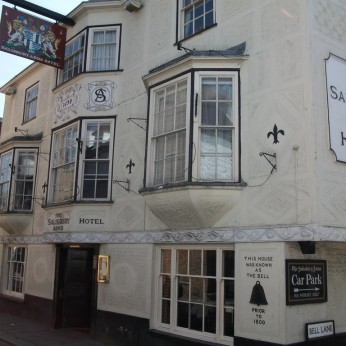Salisbury Arms Hotel, Hertford