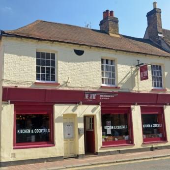 Snug Bar, Hertford
