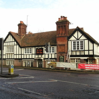 Red Lion, Kings Langley