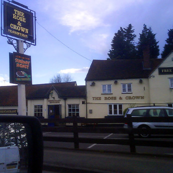 Rose & Crown, Chase