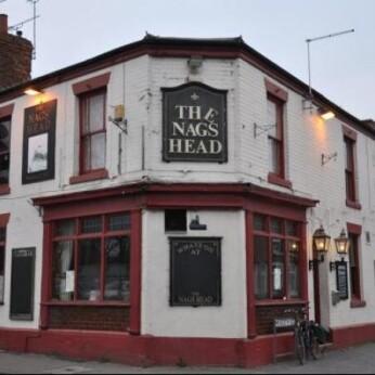 Nags Head Inn, Crewe