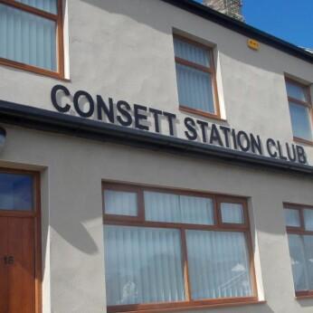 Consett Station Club & Institute, Consett