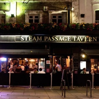 Click to view full size - Steam Passage Tavern, Islington(photograph number 1)