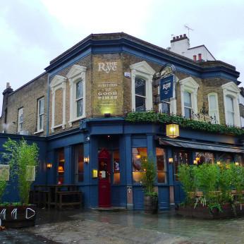 Rye, London SE15