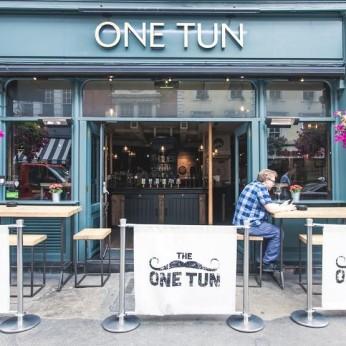 One Tun, London W1T