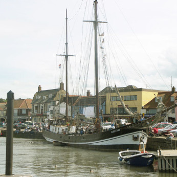 Albatros Wells, Wells-next-the-Sea