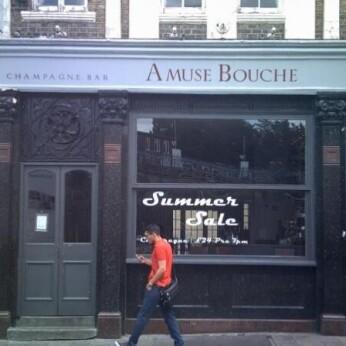 Amuse Bouche, London SW6