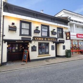 Cork & Bottle, Barnstaple