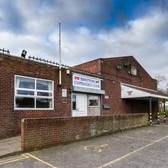 Shotton Comrades Club, Shotton Colliery