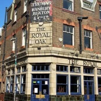 Royal Oak, London E2