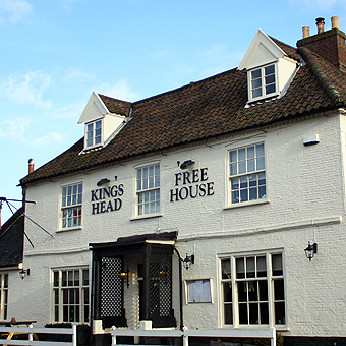 King's Head, Brooke
