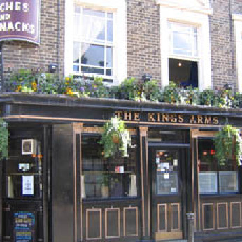 Kings Arms, London SE1