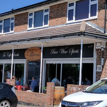 Oliver's Coffee and Wine, Copthorne