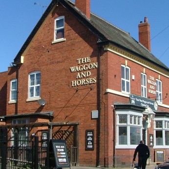 Waggon & Horses, Cradley Heath
