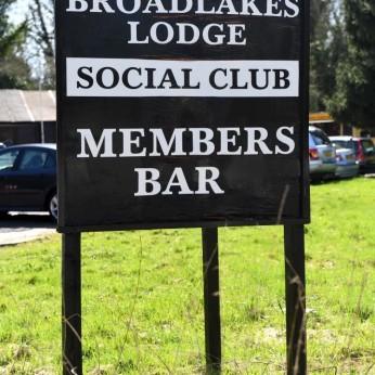 Broadlake Lodge Social Club, London Colney