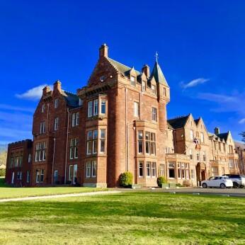 Dryburgh Abbey Hotel, St. Boswells