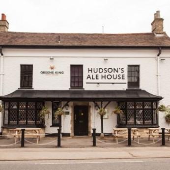 Hudson's Ale House, Trumpington