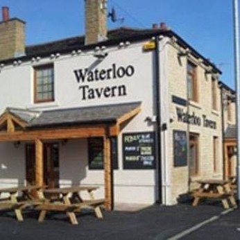 Click to view full size - Waterloo Tavern, Huddersfield(photograph number 1)