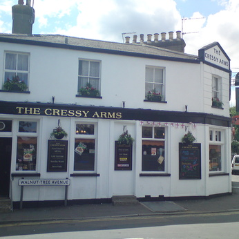 Cressy Arms, Dartford