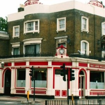 Lord Nelson, London SE1