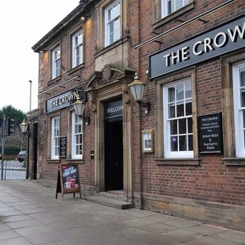 Crown Inn, Stanwix Urban