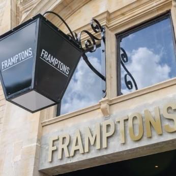 Framptons Cafe Bar & Kitchen, Bath