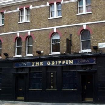 Griffin, London EC1