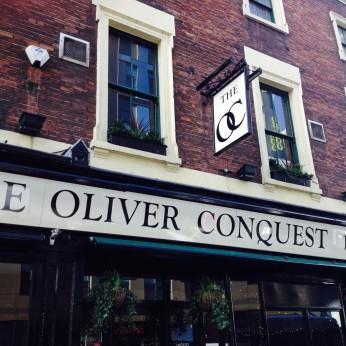 Oliver Conquest, London E1