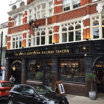 Great Northern Railway Tavern, London N8