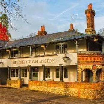 Duke Of Wellington, East Horsley