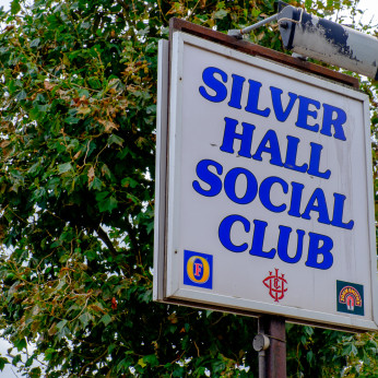Silver Hall Social Club, South Hornchurch