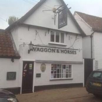 Waggon & Horses, Linton
