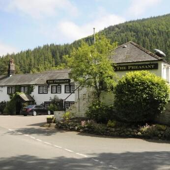 Pheasant Inn, Bassenthwaite Lake