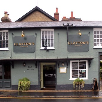 Claytons Lounge, Marlow
