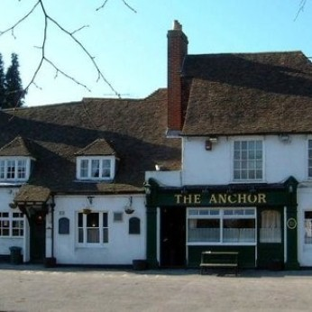 Click to view full size - Anchor Inn, Canterbury(photograph number 1)