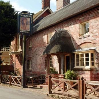 Museum Inn, Farnham