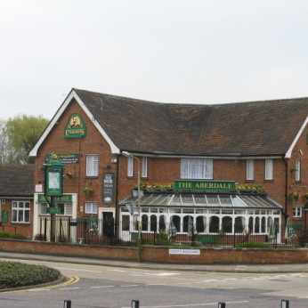 Aberdale Inn, Knighton
