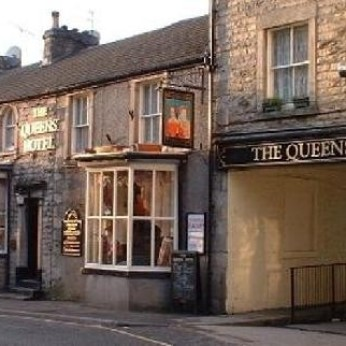 Queens Hotel, Carnforth