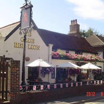 Ye Olde Red Lion, Cheam