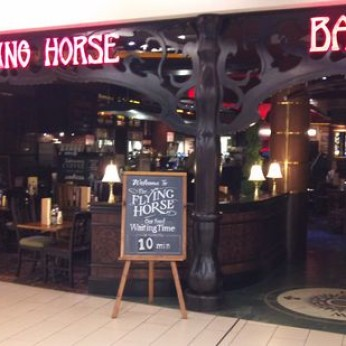 Flying Horse, Gatwick Airport