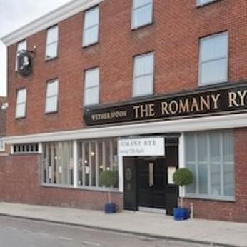 Romany Rye, Dereham