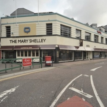 Mary Shelley, Bournemouth
