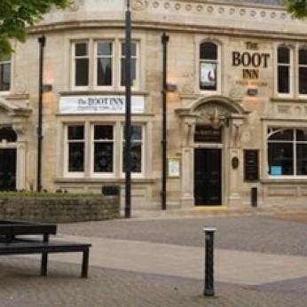 Boot Inn, Burnley