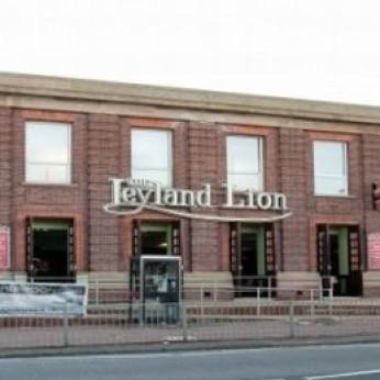 Leyland Lion, Leyland