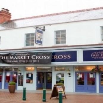 Market Cross, Holywell