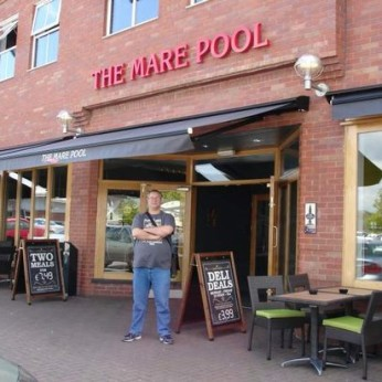 Mare Pool, Mere Green