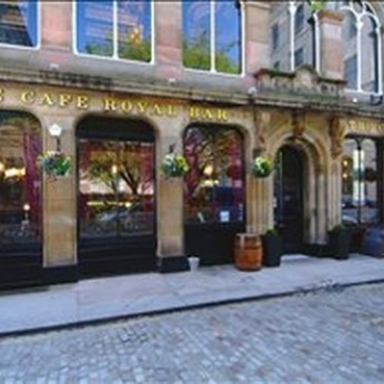Cafe Royal, Edinburgh