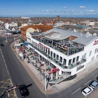 Velvet Coaster, Blackpool