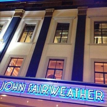 John Fairweather, Cambuslang
